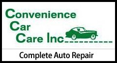Convenience Car Care, auto repair, Northfield, Owatonna, Faribault, Minnesota